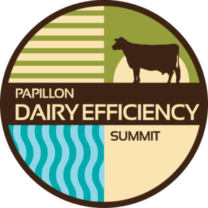Papillon Dairy Efficiency Summit Seal